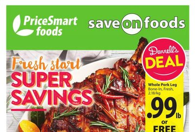 PriceSmart Foods Flyer January 21 to 27