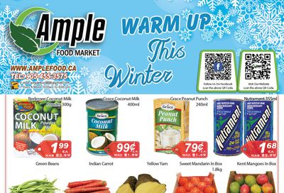 Ample Food Market Flyer January 22 to 28