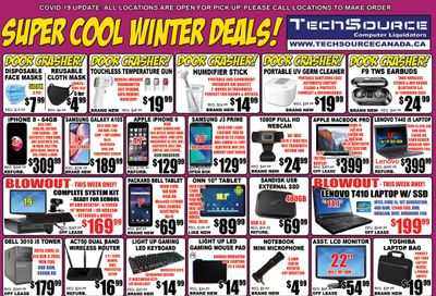 TechSource Flyer January 22 to February 25