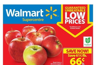 Walmart Supercentre (ON) Flyer October 3 to 9