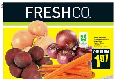 FreshCo (ON) Flyer October 3 to 9