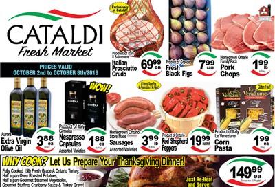 Cataldi Fresh Market Flyer October 2 to 8