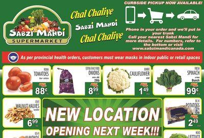 Sabzi Mandi Supermarket Flyer January 22 to 27