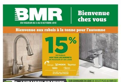 BMR Flyer October 2 to 8
