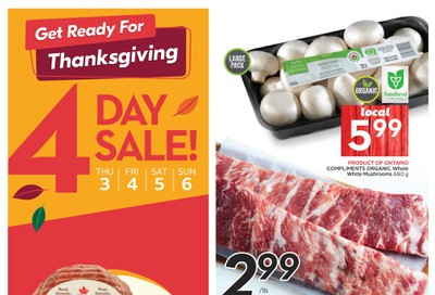 Sobeys (ON) Flyer October 3 to 9