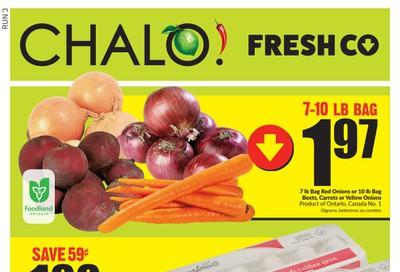 Chalo! FreshCo Flyer October 3 to 9