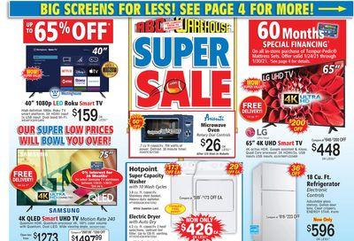 ABC Warehouse Weekly Ad Flyer January 24 to January 30, 2021
