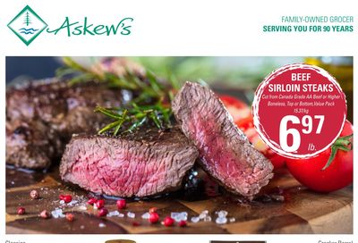 Askews Foods Flyer January 24 to 30