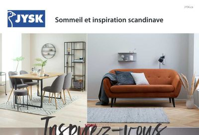 JYSK (QC) Furniture Catalogue January 20 to May 1