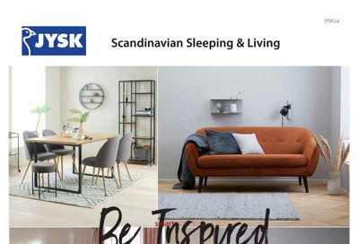 JYSK Furniture Catalogue January 20 to May 1