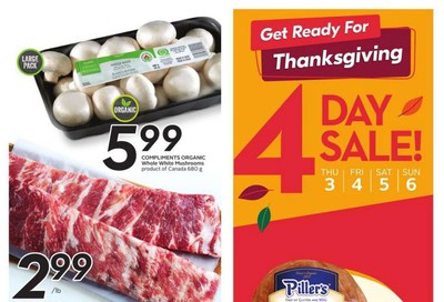 Sobeys (Atlantic) Flyer October 3 to 9