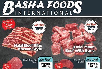 Basha Foods International Flyer January 22 to February 4