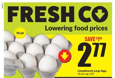 FreshCo (West) Flyer October 3 to 9