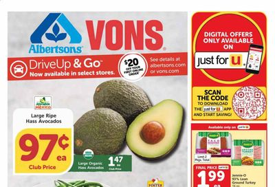 Albertsons Weekly Ad Flyer January 27 to February 2
