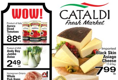 Cataldi Fresh Market Flyer January 27 to February 2