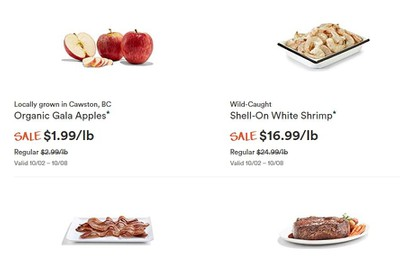 Whole Foods Market (West) Flyer October 2 to 8