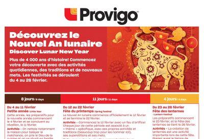 Provigo Chinese New Year Flyer January 28 to February 17