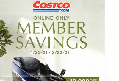 Costco Weekly Ad Flyer January 25 to February 22