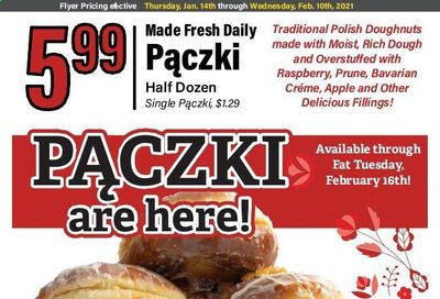 Big Y (CT, MA) Weekly Ad Flyer January 14 to February 10