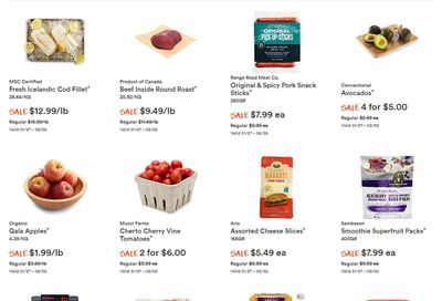 Whole Foods Market (ON) Flyer January 27 to February 2