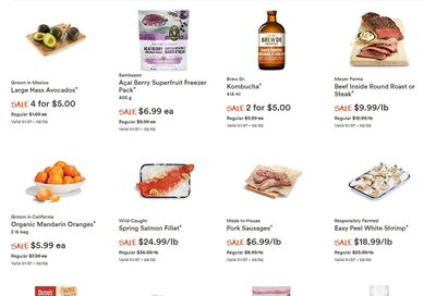 Whole Foods Market (West) Flyer January 27 to February 2