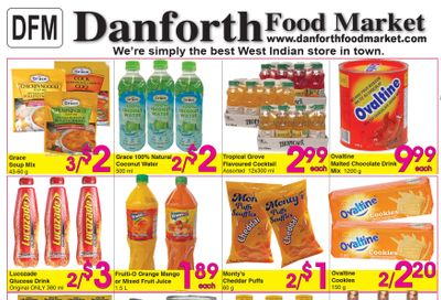 Danforth Food Market Flyer January 28 to February 3