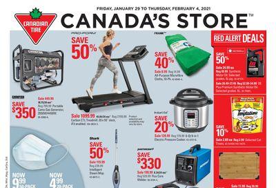Canadian Tire (Atlantic) Flyer January 29 to February 4