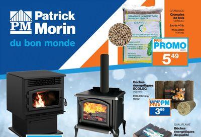 Patrick Morin Flyer January 28 to February 3