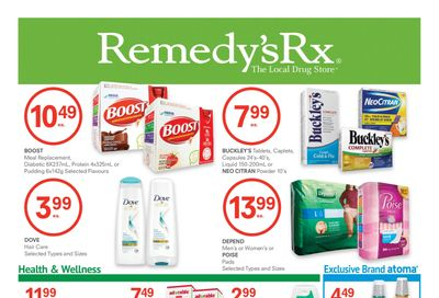Remedy's RX Flyer January 29 to February 25
