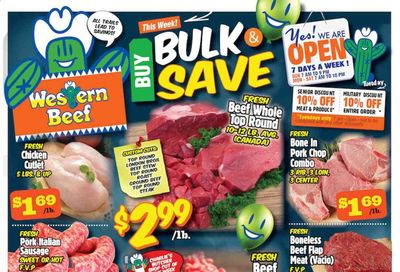 Western Beef Weekly Ad Flyer January 27 to February 2