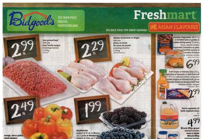Bidgood's Flyer January 28 to February 3