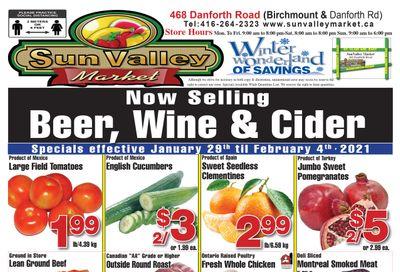 Sun Valley Market Flyer January 29 to February 4