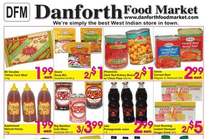 Danforth Food Market Flyer October 3 to 9
