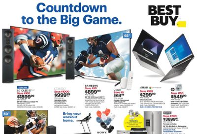 Best Buy Canada Flyers Weekly Ads February 2021
