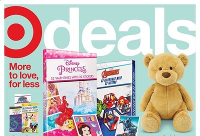 Target Weekly Ad Flyer January 31 to February 6