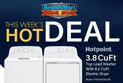 Brandsmart USA Weekly Ad Flyer January 29 to February 5
