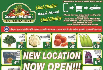 Sabzi Mandi Supermarket Flyer January 29 to February 3