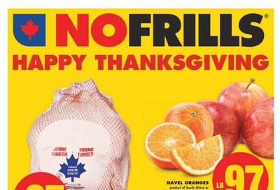 No Frills (West) Flyer October 4 to 10