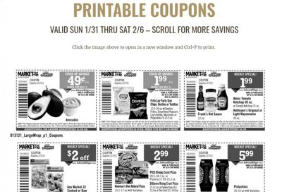 Price Chopper Flyers Weekly Ads February 2021
