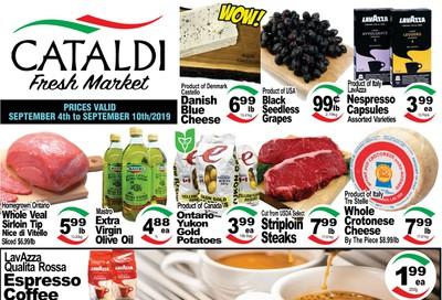 Cataldi Fresh Market Flyer September 4 to 10
