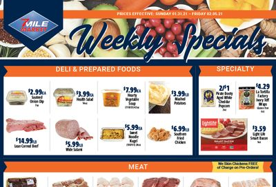7 Mile Market Weekly Ad Flyer January 31 to February 5, 2021