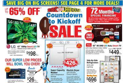 ABC Warehouse Weekly Ad Flyer January 31 to February 6, 2021
