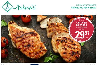 Askews Foods Flyer January 31 to February 6