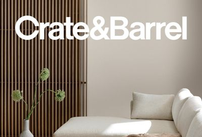Crate & Barrel Weekly Ad Flyer February 1 to February 8
