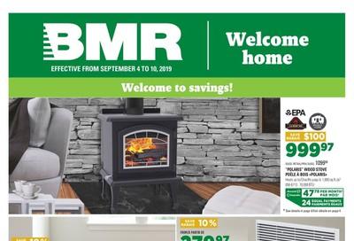 BMR Flyer September 4 to 10