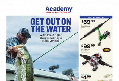 Academy Sports Weekly Ad Flyer February 1 to February 14