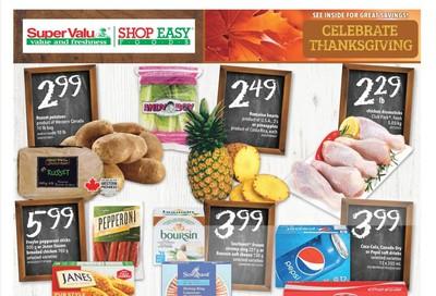Shop Easy & SuperValu Flyer October 4 to 10