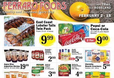 Ferraro Foods Flyer February 2 to 15