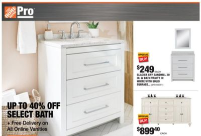 The Home Depot Weekly Ad Flyer February 1 to February 8