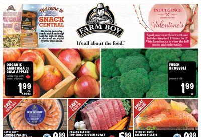 Farm Boy Flyer February 4 to 10